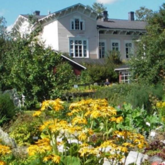 Kenkäveron puutarha