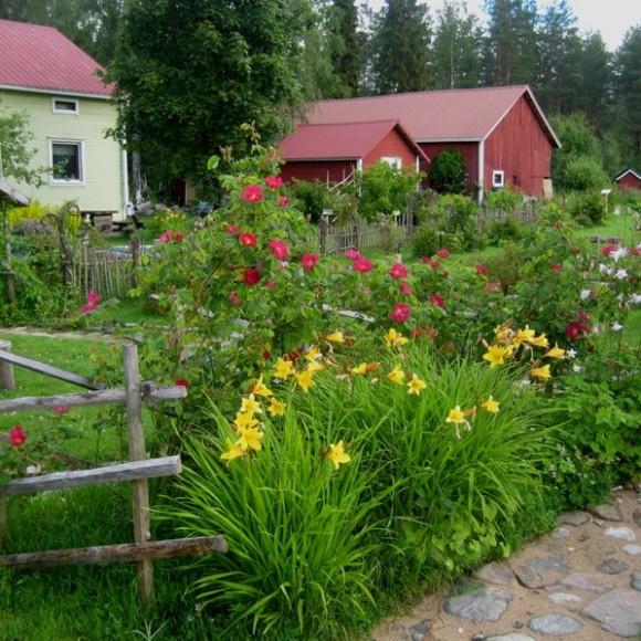 Rosengummans gård