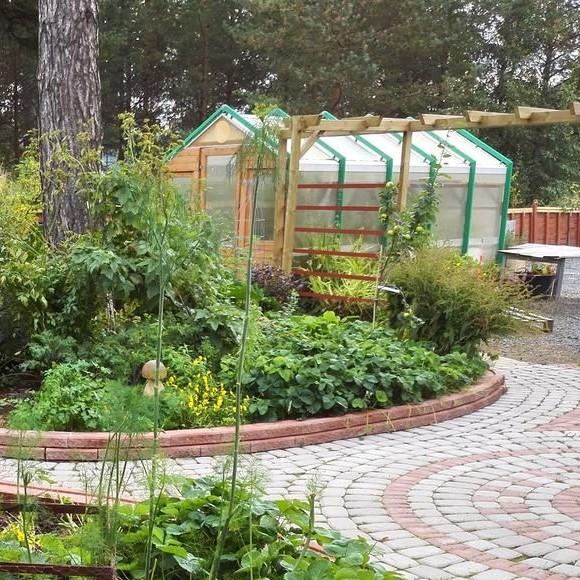 KEKEs trädgård