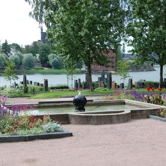 Hietaniemen hautausmaa