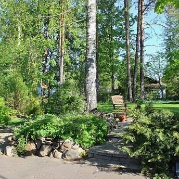 Kristiinas trädgård