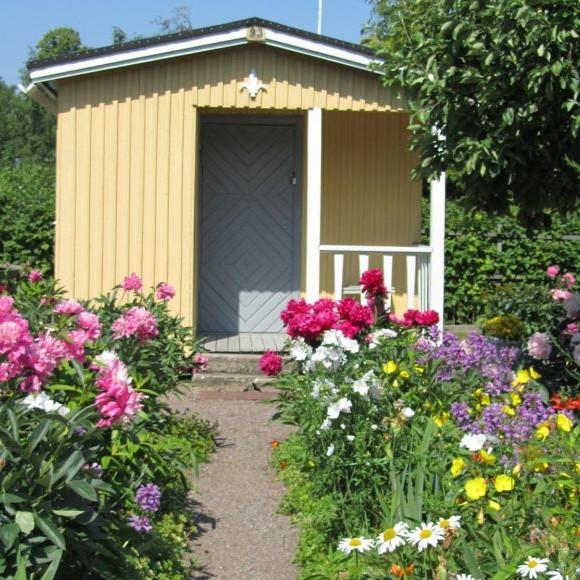 Vallgårds koloniträdgårdmuseum