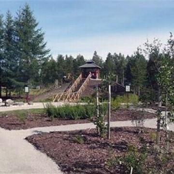 Arboretum Apukka, Rovaniemi