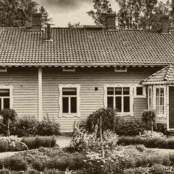 Saima kanal museum, trädgård och kanalstigen