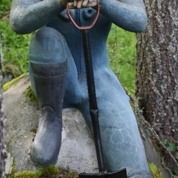 Veijo Rönkkönens statypark