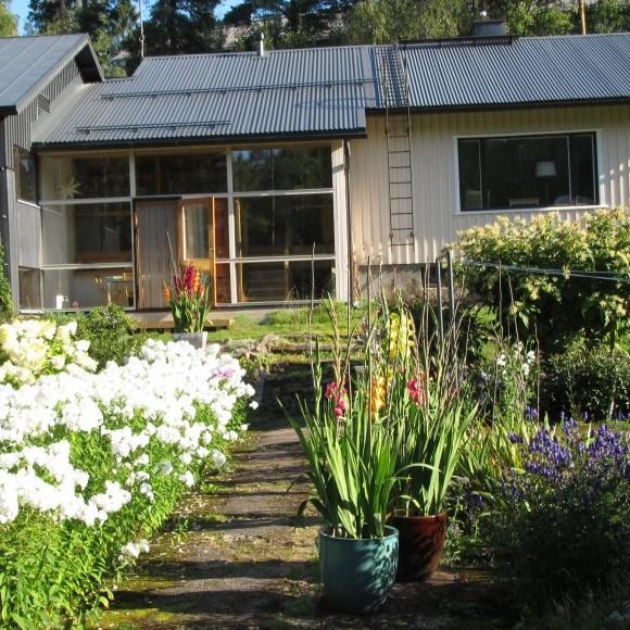 Konstnärens trädgård
