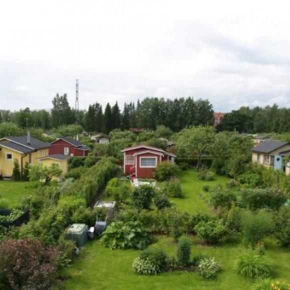 Oulunkylän siirtolapuutarha r.y.