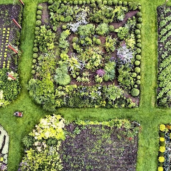 Westersin puutarha