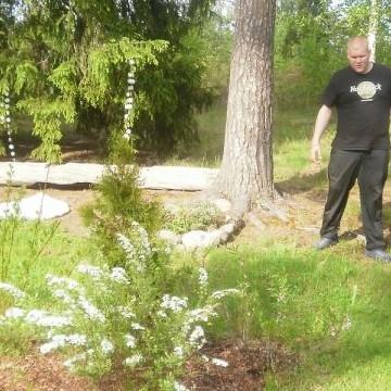 Hiljaisuuden puutarha