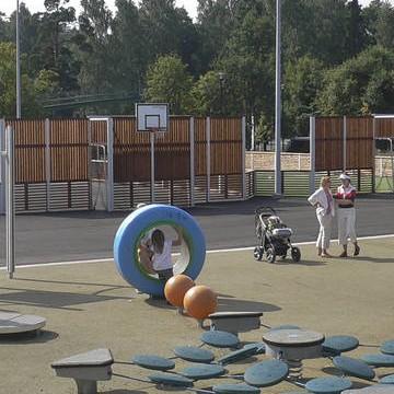 Ung i Finland - idrottsparken