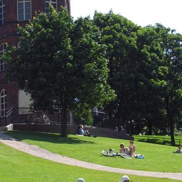 Sinebrychoffin puisto