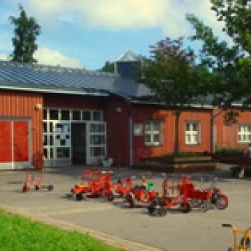 Leikkipuisto Maunula