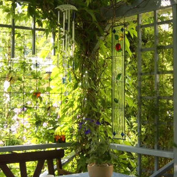 Johanna ja Veijo Lakiassuon puutarha
