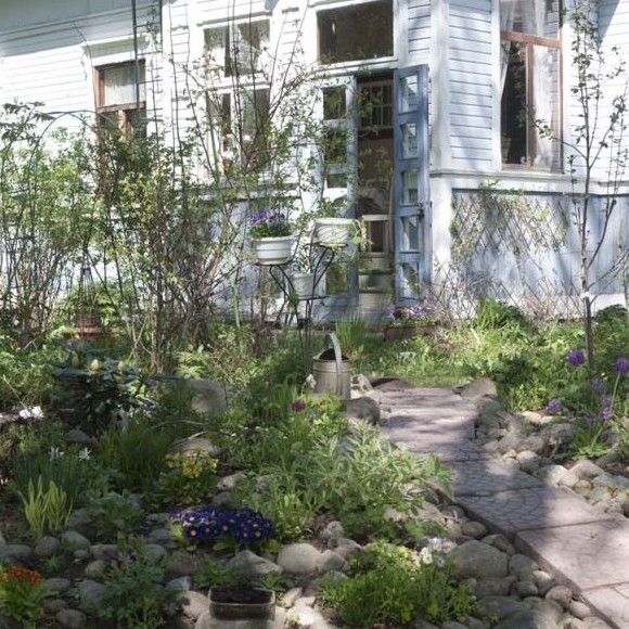 Kasvikeräilijän puutarha