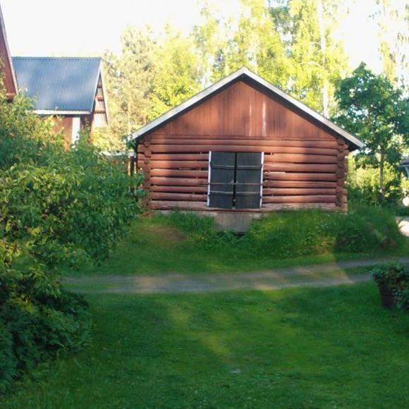 Riitta Heikkisen puutarha