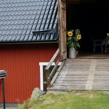 Maatilamajoitus Saarinen