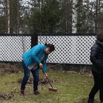 Naisten puutarha -Womens Garden