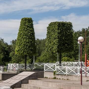 Pikku Huopalahden puisto