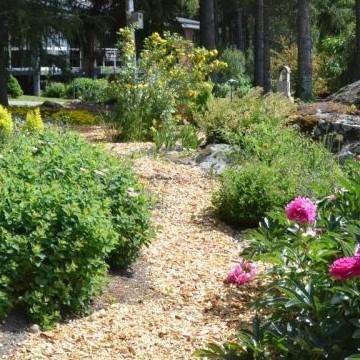 Kivimäen puutarha