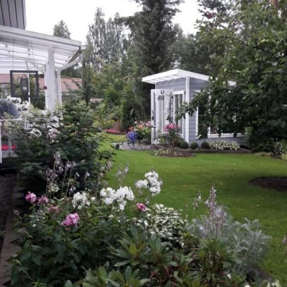 Hakamaan puutarha