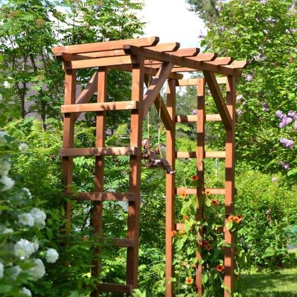 Tilhintien puutarha