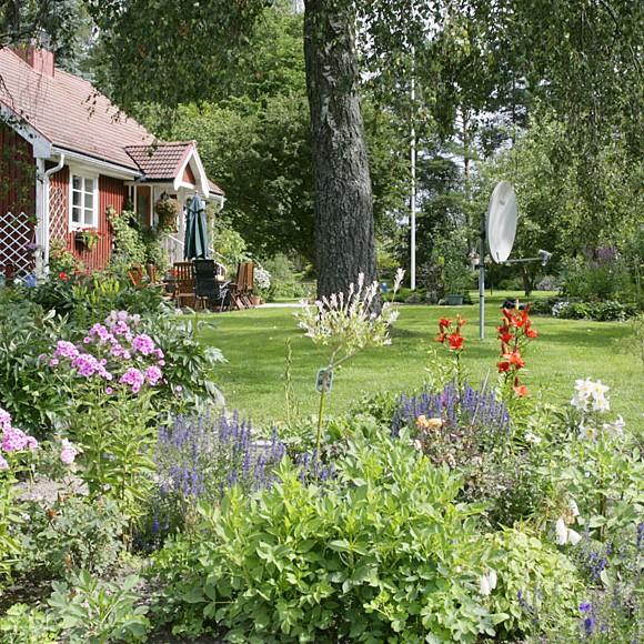 Anna-Lisa Anderssonin puutarha