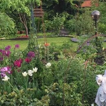 Seijas trädgård