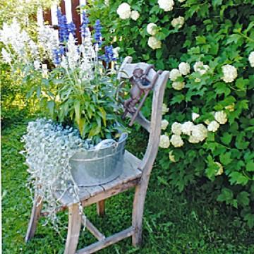 Nina ja Bror-Erik Sundbergin puutarha