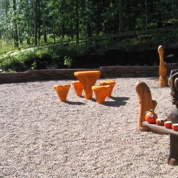 Öuddens arboretum
