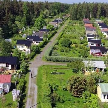 Tullimäen siirtolapuutarhayhdistys ry.