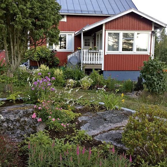 Karins Trädgård