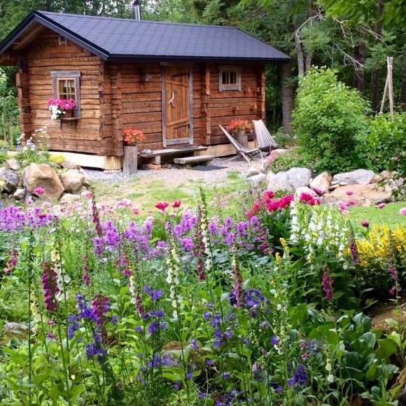 Savikulmas trädgård