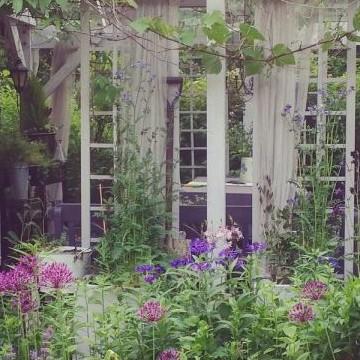 Käpälämäen puutarha