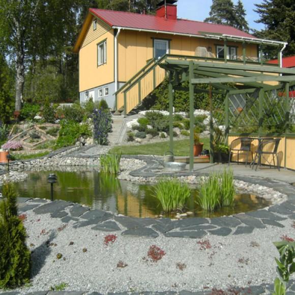 Ellas trädgård