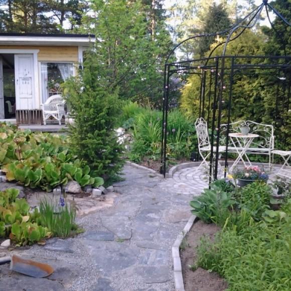 Hilkan puutarha