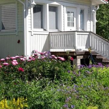 Mormor Alannes trädgård