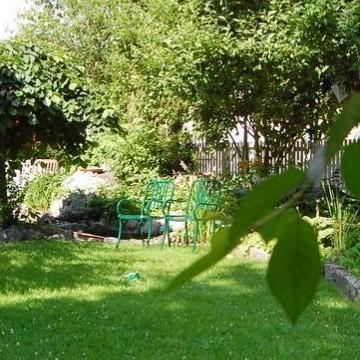 Siskon puutarha