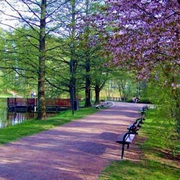 Ilveskorpi parken