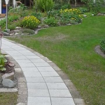 Anitan ja Matin puutarha