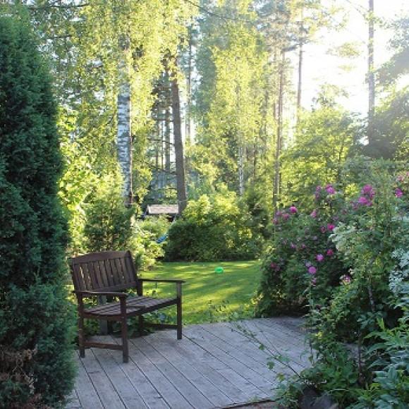Kristiinan puutarha