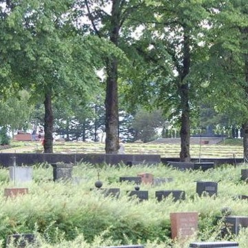 Sandudds begravningsplats