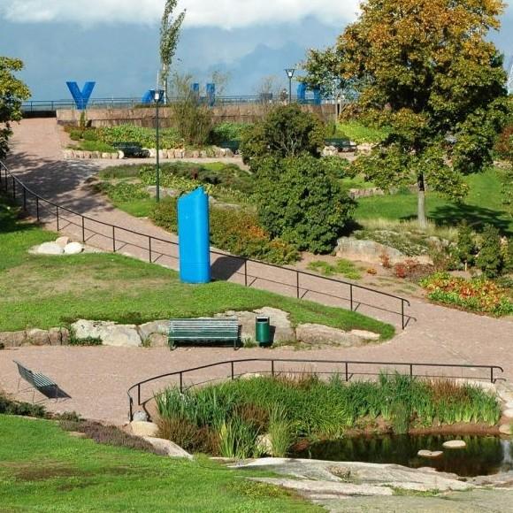 Palotorninvuoren puisto