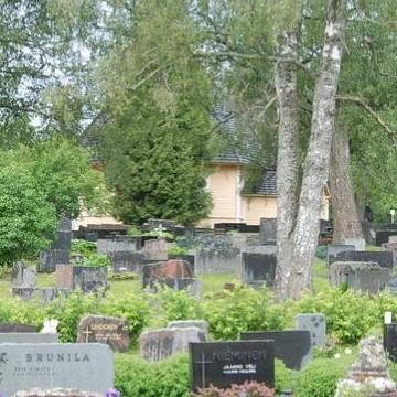 Östersundomin hautausmaa