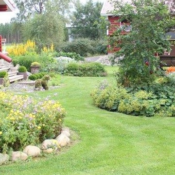 Onnelas trädgård