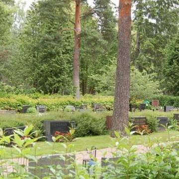 Honkanummen hautausmaa