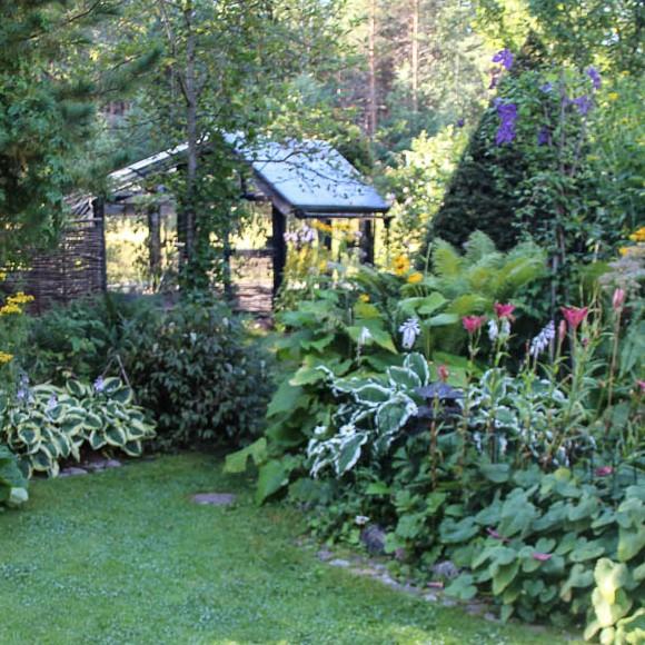 Nekku trädgård