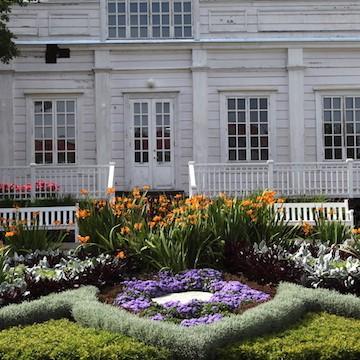 Annalan puutarha