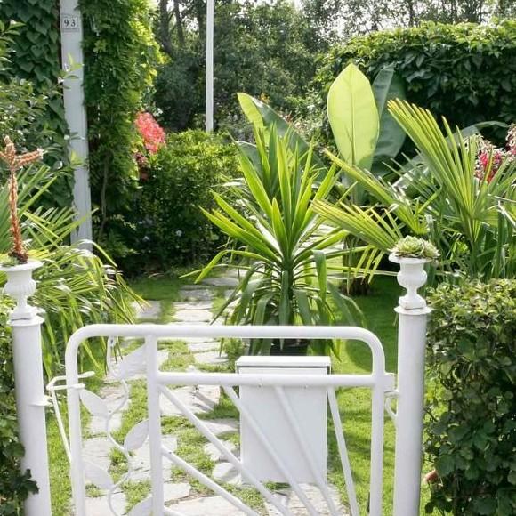 Peltola kolonialträdgård