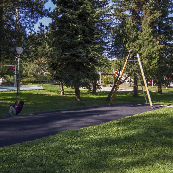 Leikkipuisto Lohikäärme