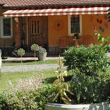 Antero Liimatainens trädgård